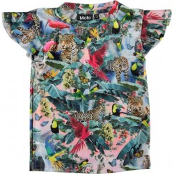 Molo: UV shirt wild amazon
