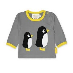 Toby Tiger: longsleeve pinguin