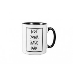 Tas not your basic dad