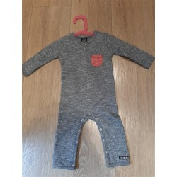 VILOUT: knitted jumpsuit...