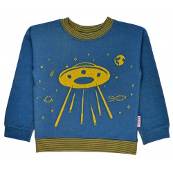 Baba: sweater space